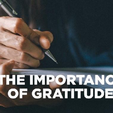 L\'importanza della gratitudine - Un aggiornamento del Dr. David Perlmutter