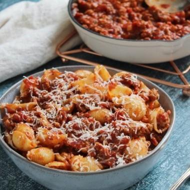 Ricetta pasta salsiccia senza glutine