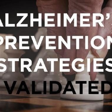 Strategie di prevenzione dell\'Alzheimer convalidate - Le scelte di stile di vita contano