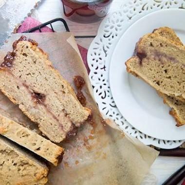 SunButter e Jelly Bread senza glutine