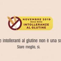 Novembre è il mese dell\'intolleranza al glutine