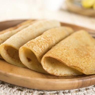 Le crepes senza glutine: la ricetta