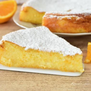 Torta cremosa all\'arancia, la prelibatezze per celiaci